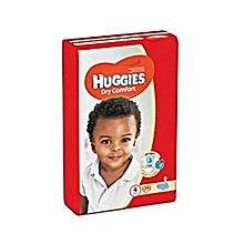 Dry Comfort Diaper Size:4, 34 Diapers