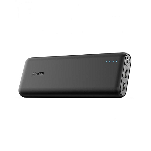 PowerCore 20100mAh 2-Port 4.8A Portable Charger / Power Bank - A1271 - Black