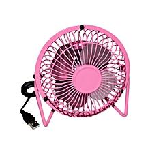 4'' USB Fan - Pink