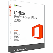 Office Professional Plus 2016 32  and 64 Bit  Product Key