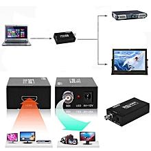 Fovibery 3G HDMI To SDI Converter Adapter BNC SDI/HD-SDI/3G-SDI 2.970 Gbit/s