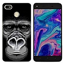 TECNO K9 Phone Case colorful Soft TPU Back Cover Silicone Clear