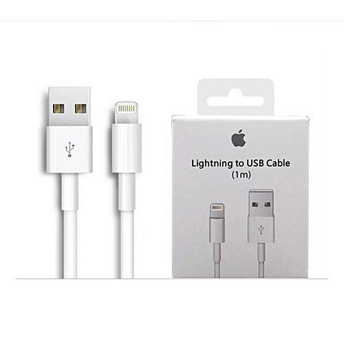 Lightning to USB Cable for iPhone devices