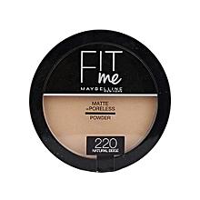 Fit Me Powder - Natural Beige 220