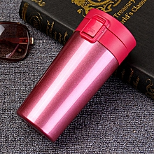 Newest 350ML Stainless Steel Thermoses Cup Thermocup Insulated Tumbler Vacuum Flask Garrafa Termica Thermo Mug Travel Bottle