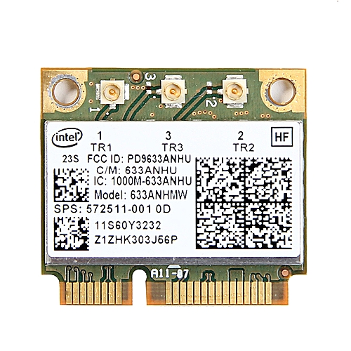 Notebook Wlan Dual band Wireless Wifi Mini PCI-E Card for IBM intel 6300  agn FRU: 60Y3232 Thinkpad T430 X230 X220 T410 T420 X201( )