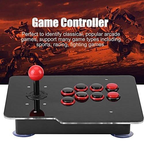 Arcade Game Joystick USB Stick Buttons Controller Control Device For PC  Computer Arcade Game