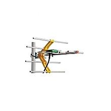Digital TV Aerial +10M Cable+ Jackpin - Multicolor