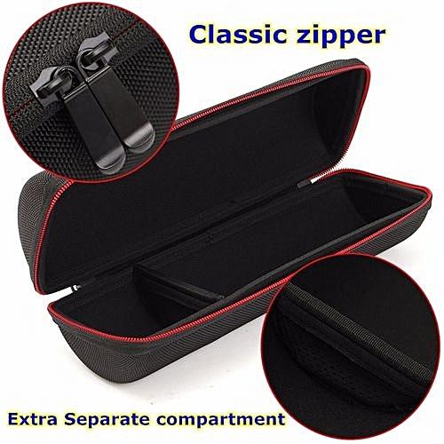 EVA Hard Travel Carry Storage Case Bag For JBL Charge 3 3Gen Bluetooth  Speaker Black