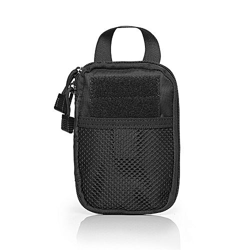 26d4aa0cf171 1000D Nylon Tactical Bag Shoulder Waterproof Tactical Backpack Outdoor Bag  Military First Aid Kits Army Bags For Men Travel(#Black)