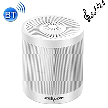 S5 Bluetooth Speaker with Mic, Support Hands-free & TF Card & U Disk Play, For iPhone, Galaxy, Sony, Lenovo, HTC, Huawei, Google, LG, Xiaomi, other Smartphones(White)