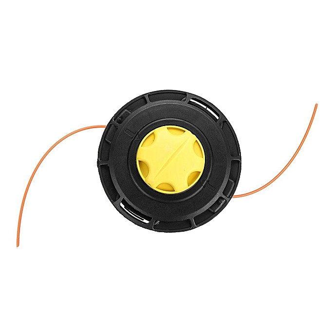 Trimmer Head Easy Reel Strimmer Spool Line Yellow For RYOBI 5132002578  RAC115
