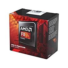 FX-8350 Black Edition Vishera 8-Core 4.0 GHz (4.2 GHz Turbo) Socket AM3+ 125W Desktop Processor