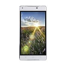 Z6 5.5 Inch TFT 540X960 Resolution Dual SMI Card Dual Standby Smart Phone-white