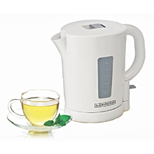 2200 W, 1.7 L , Electric Cordless Kettle, White