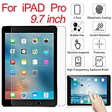 9H 2.5D Tempered Glass Screen Protector For iPod touch 4 5 6 For iPad 2 3 4 mini 1 2 3 4 pro9.7 pro 10.5 air 1 2 Protective Film( This Link Is Only For IPAD 10.5)