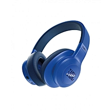 E55 BT - Over-Ear Headphone -Blue