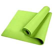 6MM PVC Thick Durable Yoga Mat Non-slip Exercise Fitness Pad Mat GN