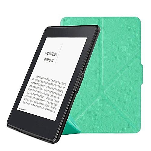 Slim Leather Case Smart Cover For Amazon Kindle Paperwhite  2016 Sleep-Wake MG