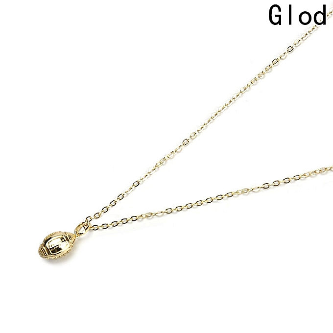 Buy fashion fashion men women creative gold silver globular pendant fashion men women creative gold silver globular pendant necklace basketball football pendant stainless steel pendant necklace aloadofball Image collections