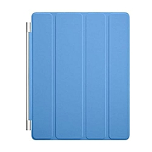 Ultra Thin Magnetic Leather Smart Cover Case For Apple IPad 2 3 4 Blue