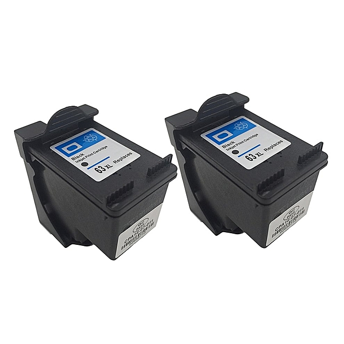 Generic Non-OEM Ink Cartridge for HP 63 XL for HP 63 ...