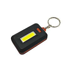 COB keychain lights Mountaineering backpack lights - Orange