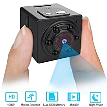 Mini Spy Camera, Hidden Security Camera, FULL HD 1080P Portable Nanny Cam with Night Vision & Motion Detection, Perfect for Home Office and Car Surveillance BDZ