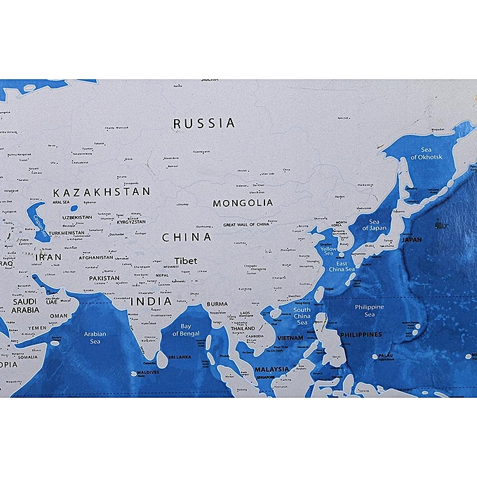 Buy louis will 299 x 188 inches track your adventures scratch off 299 x 188 inches track your adventures scratch off world map poster for travelers wall sticker gumiabroncs Gallery