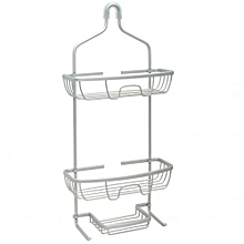 3 tier Shower Candy - Silver
