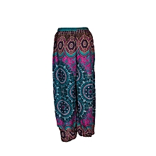 Dashiki Trousers - Multicoloured