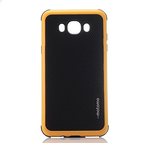 For Samsung Galaxy J7 2016 Motomo TPU+PC Back Mobile Phone CaseCover