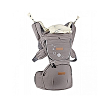 Large IMama Breathable Baby Carrier with Hip Seat