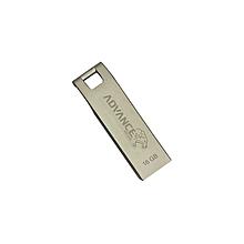 16GB USB Flashdisk-Silver