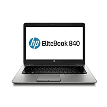 "Refurb EliteBook 840 G1, Ultrabook, - Intel Core i5 - Fingerprint- 14""  - 750HDD - 8GB RAM - No OS - Black +  Free Bag"