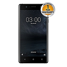 3 - 16GB - 2GB RAM - 8MP Camera - Dual SIM - 4G LTE - Matte Black