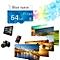 Memory Card Internal Memory Secure Cl  10 64GB Game Console Music TF Card Speed Tablet