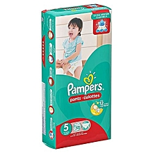 Pant Culottes  Diaper upto 12 Hours Dryness - (Size 5,pieces 52)