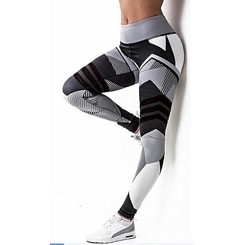 e3fc07c08 Glorystar Hotting Yoga Pants Fitness Leggings Sports Elastic Breathable Female  Tights Running Sexy Slim Crackle Printed KUA