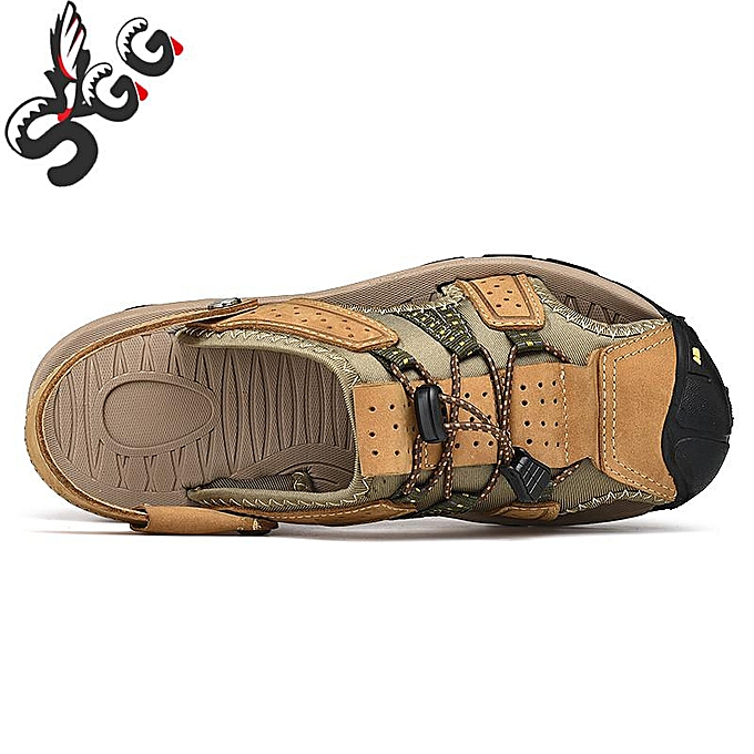 5e78f1310c2a ... 2019 New Men Outdoor Army Combat boots Trekking Hiking shoes Military Tactical  boots Desert Ankle boots ...