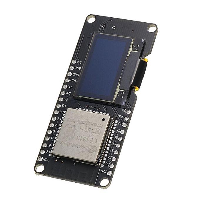 X1 Shield+Lolin ESP32 OLED WiFi Module For X-battery Shield Module  Combinations Black