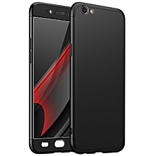 Ultra-thin 3 in 1 Double Dip 360° Full Protection Shockproof Ultra-thin Lightweight Shockproof Anti-Scratches Hard PC Cover Case for Vivo V5 Plus / X9 / X9s   XXZ-Z