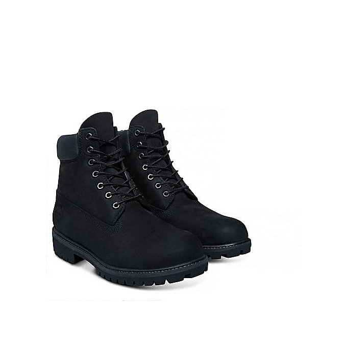 d879e86613c4 Fashion PREMIUM 6 INCH BOOT FOR MEN IN BLACK - TIMBERLAND   Best ...