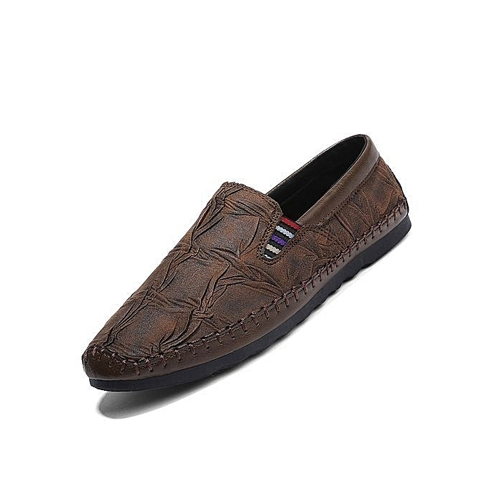 abb46482277 Fashion Driving Shoes For Men - Casual Moccasin Loafers   Best Price ...