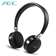 AEC BQ668 Wireless Stereo Bluetooth 4.1 On-ear Headphones-BLACK