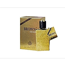 Brown Orchid Brown Orchid Perfume for Men EDP - 80ml With free Body Spray