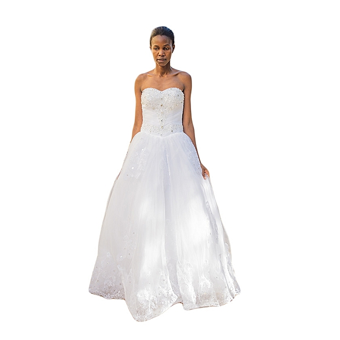 Buy Generic Bridal Wedding Gown At Best Price Jumia Kenya