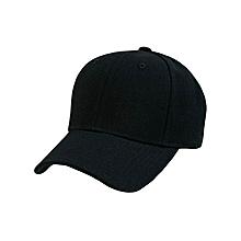 Men's Women's plain  Cap Adjustable Baseball Unisex cap