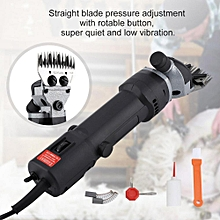Sheep Shears Goat Clippers Animal Shave Grooming Farm Pet Supplies Livestock Can Adjust Speed