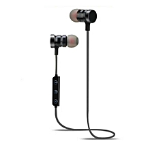 General Stereo In-Ear Earphones Earbuds Handsfree M9 Bluetooth Sport Wireless Headset-Array